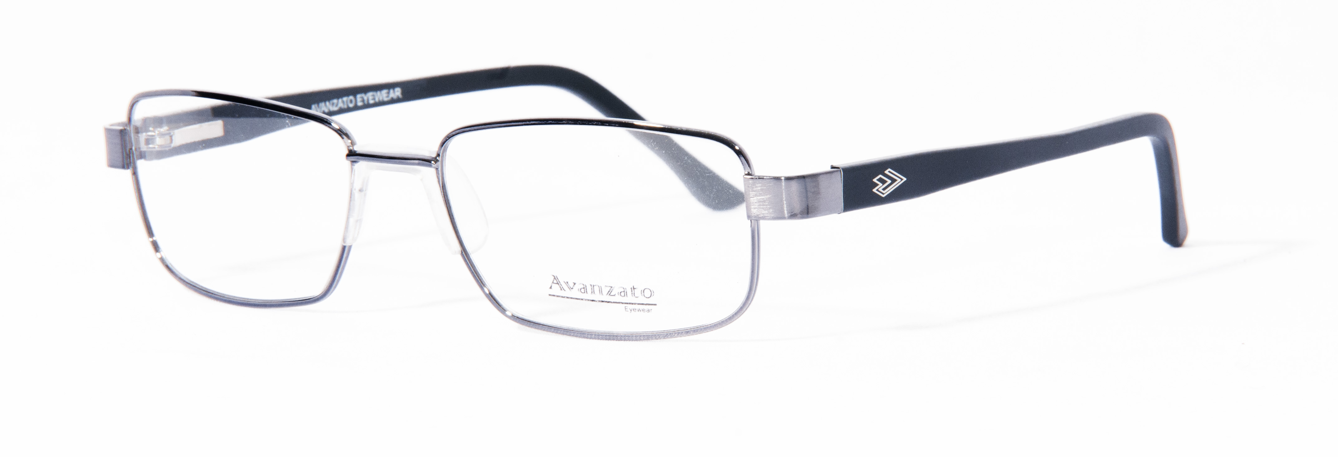 Óculos de Metal - Ponte Anatômica - Avanzato Eyewear 5898 T54 - Código 5898 bb34740e27